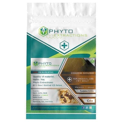 Cookie Dough Phyto 1g